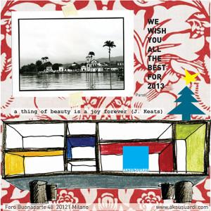 Happy 2013 copertina