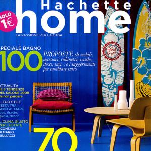 Hachette Home - Luglio Agosto - 2008